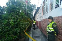 Hombre fue amordazado y asesinado en vivienda de Bucaramanga