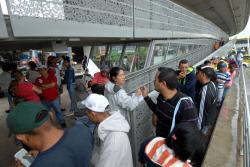 Inauguran centro de atención para población migrante en Bucaramanga