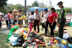 Una mano amiga para los 'peluditos' de Bucaramanga