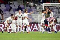 El Kashima remontó al Guadalajara y se reencontrará con el Real Madrid