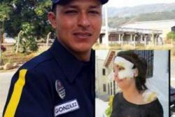 Esta es la imagen que circula por redes sociales en donde señalan a Luis Carlos González de ser un maltratador y ladrón.