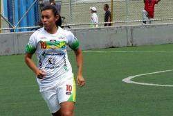 La santandereana Yoreli Rincón fue una de las jugadoras destacadas del Huila.
