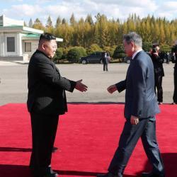 Cumbre de las Coreas concluye con el impulso al diálogo con Estados Unidos