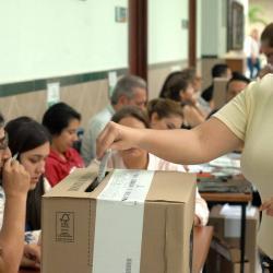 Los directivos de Asojuntas serán elegidos mediante elección directa, todos los delegados de cada JAC votarán por su candidato favorito.