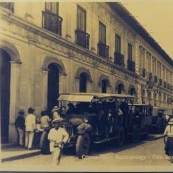 'Nos subimos' a las primeras rutas de buses de Bucaramanga
