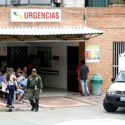 La niña llegó sin vida al área de urgencias del Hospital Local del Norte el pasado martes en la madrugada. La Sijín realizó el levantamiento del cuerpo.