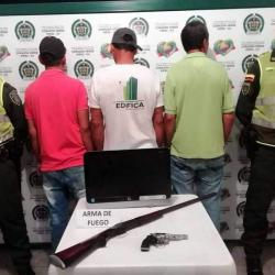Capturan siete presuntos homicidas en Bucaramanga
