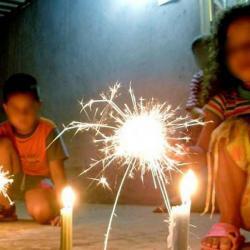 Aumentó a 192 el número de personas lesionadas con pólvora en Colombia