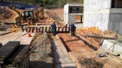 Así avanza la construcción de la nueva cárcel en Girón