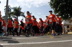 Así se vivió la Carrera de la Mujer en Bucaramanga