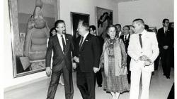 Entre sus otros cargos públicos se destacan el de diputado en la Asamblea de Antioquia, representante a la Cámara por Bogotá y miembro de la Asamblea Nacional Constituyente de 1953.