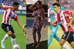 El lío de faldas que involucra a 'Teo' Gutiérrez y Ovelar en el Junior de Barranquilla