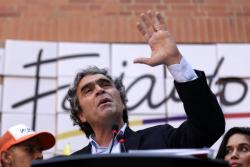 Estas son las propuestas de Sergio Fajardo para Santander