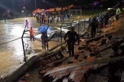 Fuertes lluvias provocan una grave emergencia en San Gil