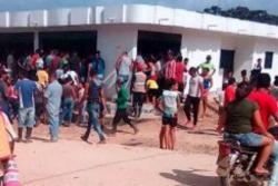 Detalles de la masacre que deja nueve muertos y dos heridos en El Tarra