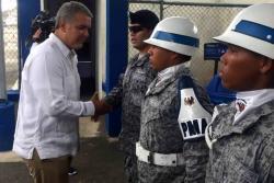 Iván Duque realizó en su primer día como Presidente un consejo de seguridad en San Andrés