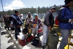 Así fue la declaración de Colombia, Perú, Ecuador y Brasil sobre migración venezolana