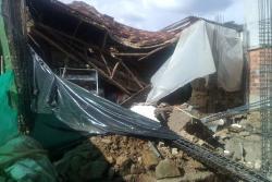 Emergencia en Socorro, Santander, por el colapso de una vivienda