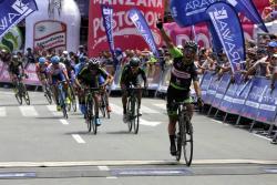 Jaime Castañeda ganó la penúltima etapa y Alex Cano es el virtual campeón
