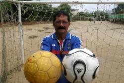 Falleció Juan Estévez, reconocido entrenador del fútbol bumangués