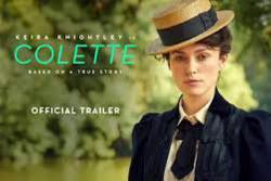 La historia de la escritora Gabrielle Colette, llega a las salas de cine