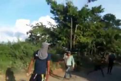 Así fue la asonada contra el ejército en Tibú, Norte de Santander