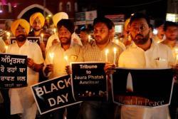 59 muertos y 143 heridos dejó el accidente ferroviario en India