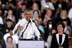 Al son de J Balvin, Obama alerta de riesgo por falta movilización de cara a elecciones