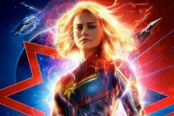 Capitana Marvel tiene nuevo tráiler