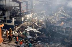 Al menos tres muertos y más de 40 heridos tras una explosión en República Dominicana