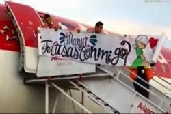 La inusual propuesta de matrimonio en pleno Aeropuerto de Barrancabermeja