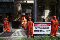 Greenpeace alerta por amenaza a reservas ambientales en Amazonía