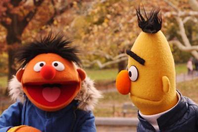 Beto y Enrique de Plaza Sésamo, ¿eran homosexuales?