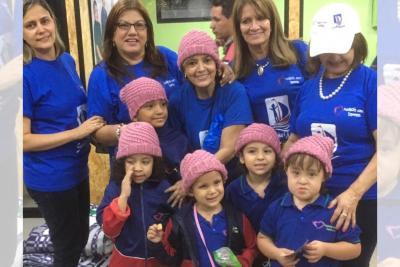 Faltan recursos para el viaje de 50 niños con cáncer viajarán a Santa Marta.
