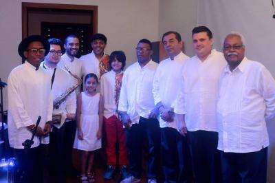 José David Estupiñán, Diego Naranjo, Gerardo Crespo, Salomé Ocampo, Boris Ocampo, Simón Ocampo, Gustavo Rivas, José Sánchez, Ian Carlos Gutiérrez y Leonidas Ocampo.