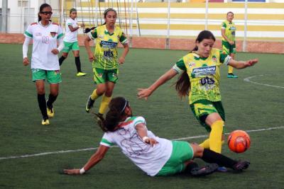La selección Santander Juvenil de fútbol femenino espera realizar una destacada actuación en el Torneo Nacional.