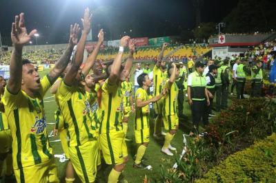 Así se vive en redes sociales el partido del Atlético Bucaramanga - Medellín