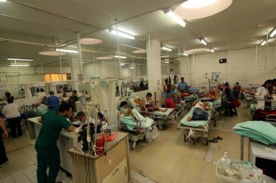 Gobierno destina $488 mil millones de plan de choque en salud