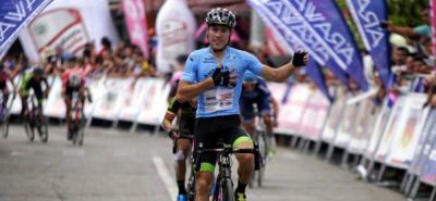 José Tito Hernández ganó la etapa y se quedó con el liderato del Clásico RCN