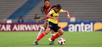 Colombia igualó 1-1 con España en el Mundial sub 17 femenino.