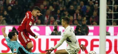 El Bayern Múnich, del colombiano James Rodríguez, se enfrentará a las 9:30 a.m. contra el Hannover 96. Puede ver el partido por el canal Fox Sports 2.