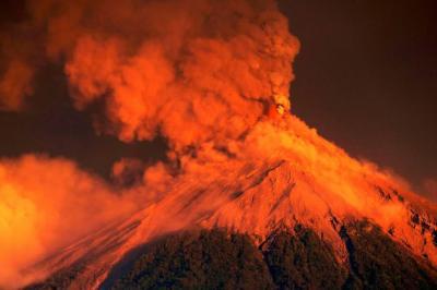 Cerca de 4 mil personas han sido evacuadas por la emergencia.