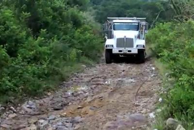Comunidad denuncia deterioro de la vía entre Socorro y Zapatoca, en Santander