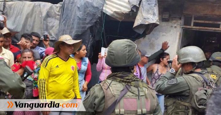 Policías sacados de El Mango regresaron y habrá investigación