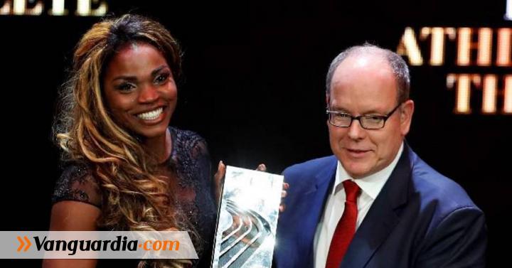 La colombiana Caterine Ibargüen fue elegida atleta mundial del año