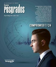 Revista especializada Posgrados